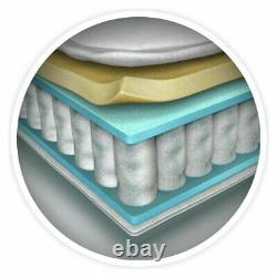 Silentnight Middleton 800 Pocket Memory Foam Medium Firm Small Double Mattress