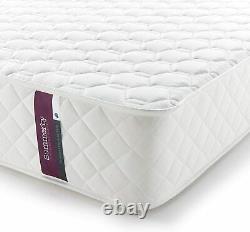 Summerby Sleep No3. Pocket Spring and Memory Foam Hybrid Mattress Double137cm