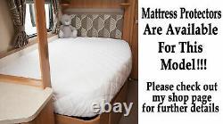 Swift Conqueror 630 Pocket Sprung & Memory Foam Mattress For Fixed Bed Caravan