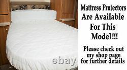 Swift Conqueror 645 Pocket Sprung & Memory Foam Mattress Island & Bolster Bed