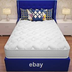 3000 Comfort Pocket Sprung Memory Foam Matelas Matelas Matelassé Design