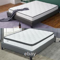3000 Pocket Sprung Memory Mattress Luxury 3ft 4ft 4ft6 5ft Bed Matelas Uk