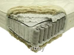 3000 Pocket Sprung With Cool Blue Memory Foam Mattress Sale 3ft-4ft6-5ft-6f