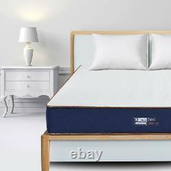 Bedstory 9in Pocket Sprung Double Matelas Mémoire Mousse 3ft 4ft6 Matelas