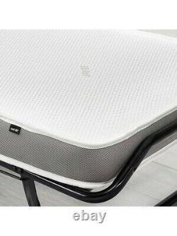 Jay-be Prestige Lit Pliant Avec 3d Airflow Pocket Sprung 400 Matelas, Small S
