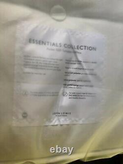 John Lewis Essentials Pocket 1000 Ortho Pocket Matelas De Printemps Simple (rpc £229)