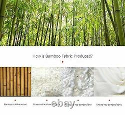 Le Matelas Organique En Bambou Pocket Luxury Memory Foam Pocket Spring Toutes Tailles