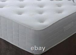 Mantelles De Poche En Mémoire 4,6double 5ft Disponibles Dans Toutes Les Tailles Standard Uk