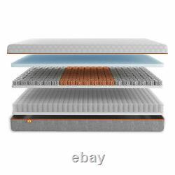 Matelas Hybride Dormeo Octasmart, Memory Foam & Pocket Springs, Luxury Double