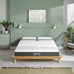 Otty Aura Essential Hybrid 1000 Pocket Spring & Cool Memory Moam Rejuvenated
