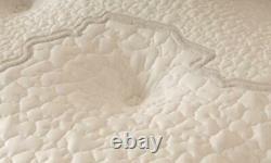 Pembridge Pocket Sprung, Memory Foam And Wool Mattress 3ft 4ft6 5ft King Size