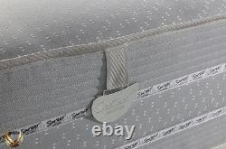 Sareer Gel 1500 Pocket Sprung Memory Foam Matelas Différentes Tailles
