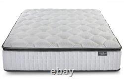 Sleepsoul Bliss 800 Pocket Memory Kingsize 150cm Matelas Prc £600
