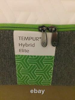 Tempur Hybrid Elite 25 Pocket Mémoire Mousse Double