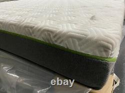 Tempur Hybrid Elite 25cm Pocket Spring Memory Foam Matelas, Moyen, King Size